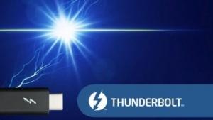 Am Thunderbolt-Logo ändert sich nichts