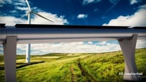 Hyperloop: vertikale Gärten, Bienenheimat oder Luftfilter
