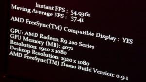 Freesync auf einem HDMI-Bildschirm