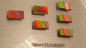TLC-Flash-Dies von Micron