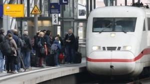 Datendiebe sind häufig in deutschen Zügen unterwegs.