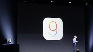 Craig Federighi zeigt iOS 9.