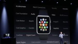 Auf der Entwicklerkonferenz WWDC hat Apple WatchOS in der Version 2.0 gezeigt.
