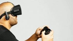 Oculus Rift mit Xbox-One-Controller