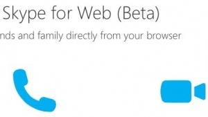 Skype for Web erlaubt Anrufe direkt über den Browser.