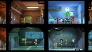 Screenshot aus Fallout Shelter
