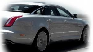 Der Jaguar der Zukunft hat einen sechsten Sinn.
