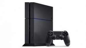 Playstation 4 vom Typ CUH-1215A