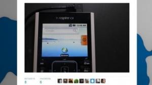 Twitter-Nutzer @joshumax hat Android 1.6 auf einem TI-Nspire CX installieren können.