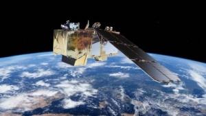 Sentinel-2 schickt Bilder mit einer Auflösung von 60 Metern pro Pixel auf die Erde.