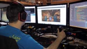Entwickler bei Cloud Imperium Games
