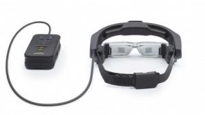 Die Epson Moverio Pro BT-2000