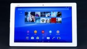 Das neue Xperia Z4 Tablet von Sony