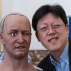 Hanson Robotics: Technik, die dir zuzwinkert