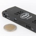 Intel Compute Stick im Test: Unter Linux nur mit gemächlicher Geschwindigkeit