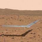Prandtl-m: Nasa will den Mars mit einem Gleitflugzeug erkunden