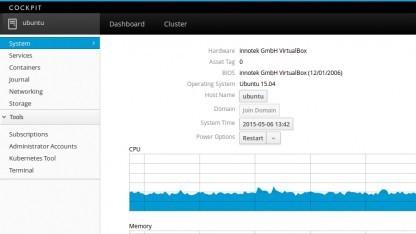 Mit Cockpit soll die Verwaltung von Linux-Servern wesentlich vereinfacht werden.
