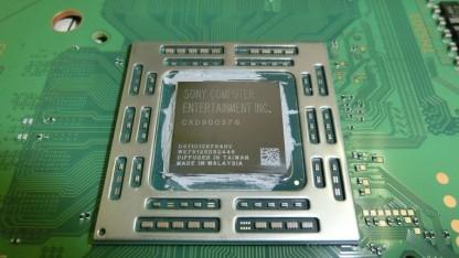 Das System-on-a-Chip der Playstation 4 ist unverändert.