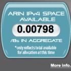Nordamerika: Arin aktiviert Wartelistensystem für IPv4-Adressen