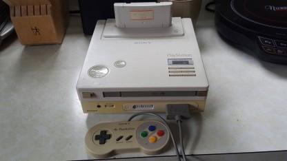 Prototyp der Playstation