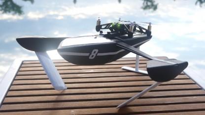 Das Hydrofoil-Modell