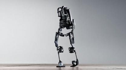 Exokselett von Ekso Bionics (Symbolbilld): Schwebearm wie beim Film