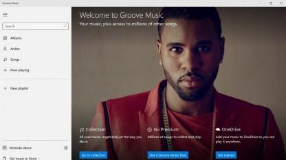 Musik-App Groove