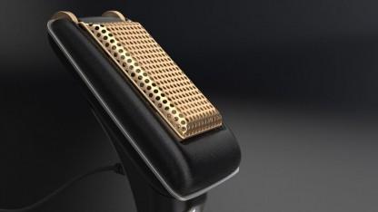 Das Star Trek The Original Series Communicator Bluetooth Headset