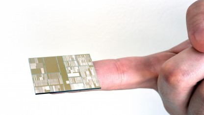 Der Testchip mit 7-nm-Technik