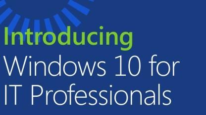 Kostenloses E-Book rund um Windows 10