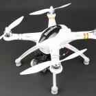 Simulus QR-X350.PRO im Test: Der Quadcopter, der vom Himmel fiel