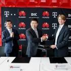 Device Innovation Center: Telekom und Huawei entwickeln neuartige Endgeräte