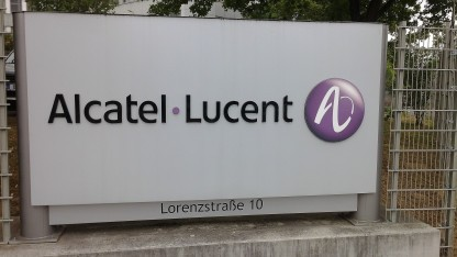 Alcatel-Lucent in Stuttgart