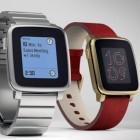 Smartwatch: Pebble Time Steel mit Problemen