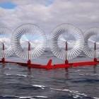 Energiespeicher: Windkraftwerk erzeugt flüssige Luft
