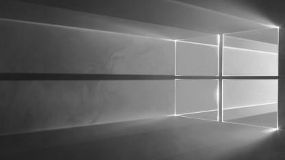 Die RTM-Version von Windows 10 wird verteilt.