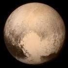 Raumfahrt: Auf dem Pluto schwimmen Eisberge auf Eisgletschern