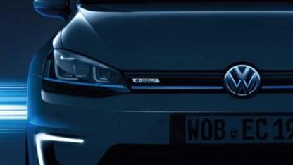 Der e-Golf ist das bestverkaufte Elektroauto in Norwegen.