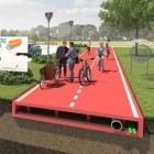 Plastic Road: Niederländer wollen Straßen aus Plastikmüll bauen