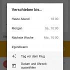 E-Mail-Service: Google Inbox erhält intelligenten Schlummermodus für E-Mails