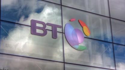 Hauptsitz der BT Group