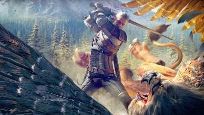 Artwork von The Witcher 3
