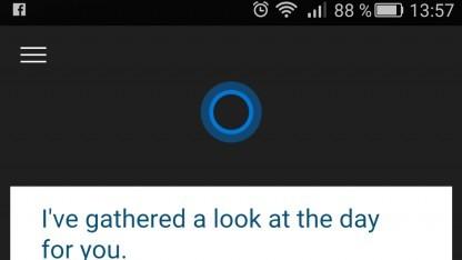 Cortana für Android soll künftig integraler Bestandteil von Cyanogen OS sein.