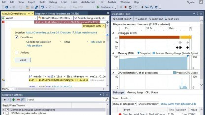 Visual Studio 2015 ist erschienen