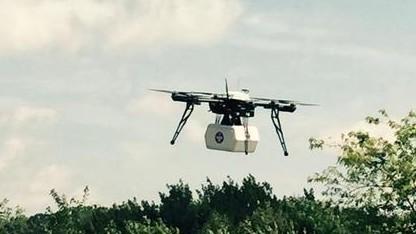 Drohne Flirtey