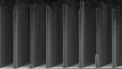Nanoröhrchen aus Galliumphosphid: Ertrag um das Zehnfache gesteigert