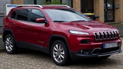 Ein Cherokee Jeep wurde von zwei US-Forschern manipuliert.