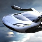 TF-X: Terrafugia stellt neues Flugauto-Design vor