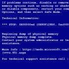 Malware: Abzocke mit gefälschten Blue Screens of Death