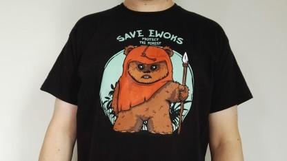 Bunte T-Shirts sind bei der R&D-Abteilung nicht gern gesehen.